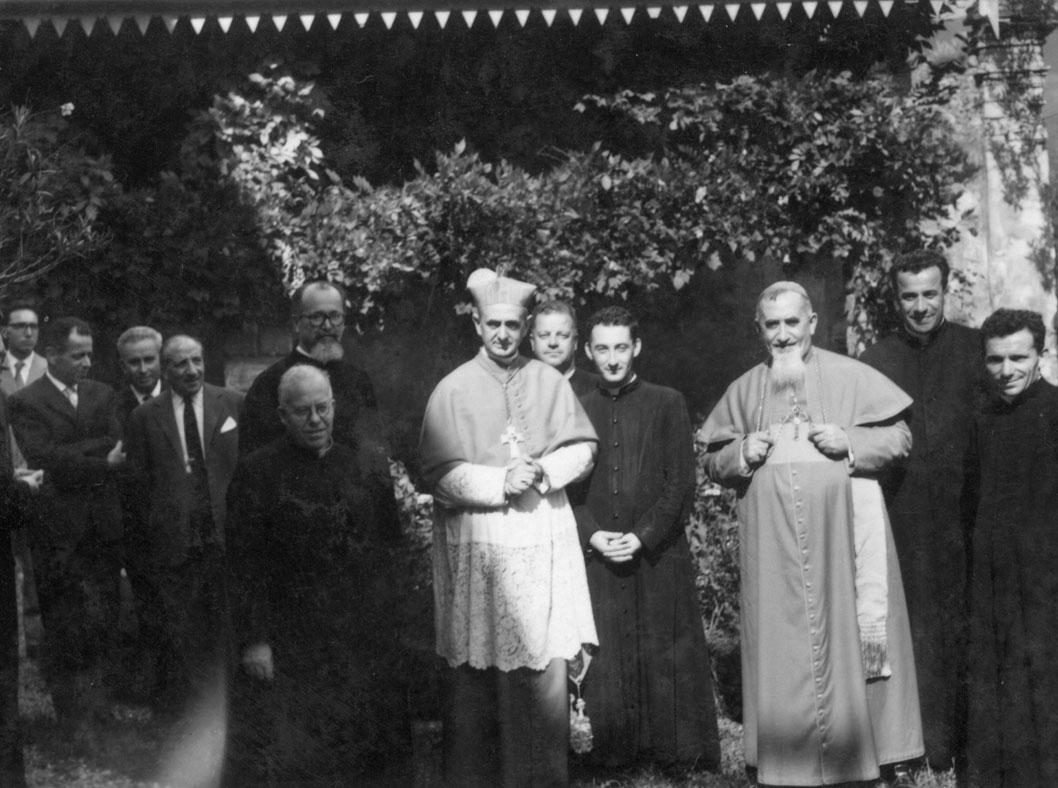 Cardinale G.B. Montini a Concesio