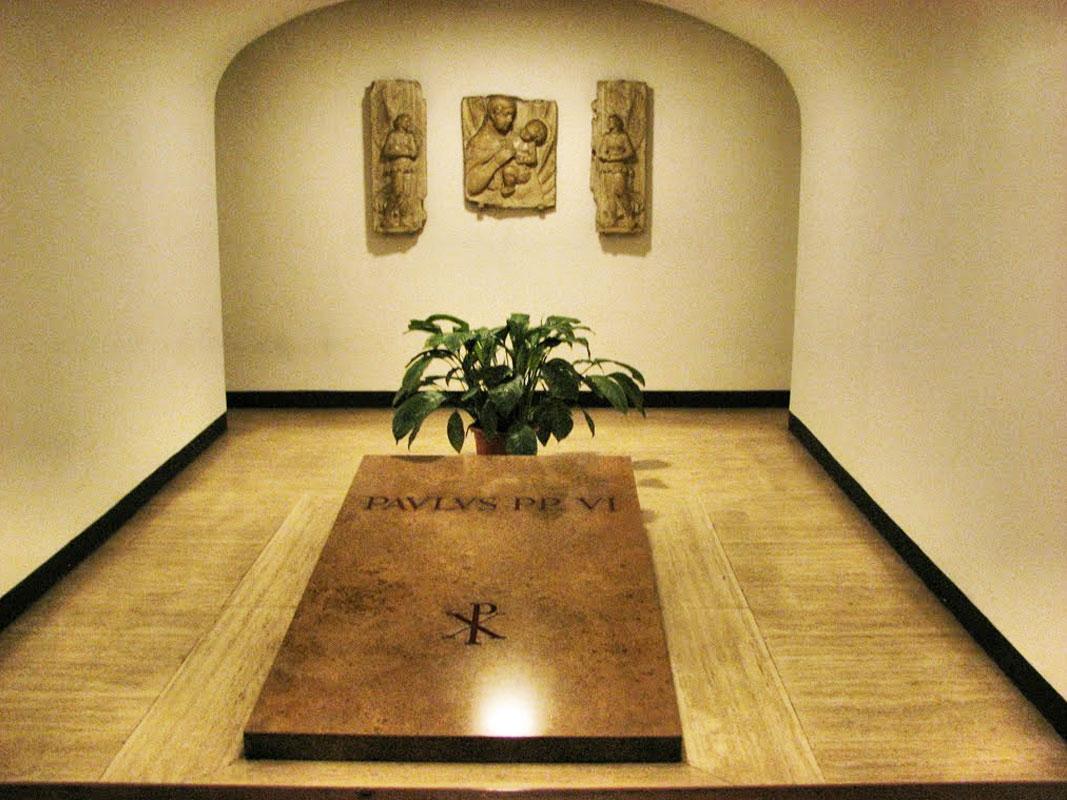 Concesio Paolo VI - Cappella Paolo V