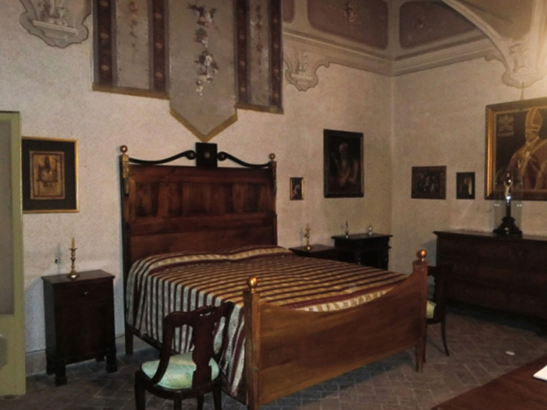 Concesio Paolo VI - Casa natale -