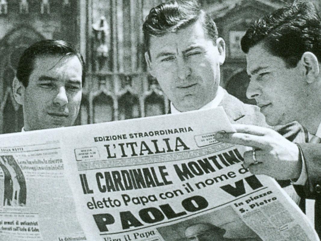 Papa Paolo VI - Elezione (2)