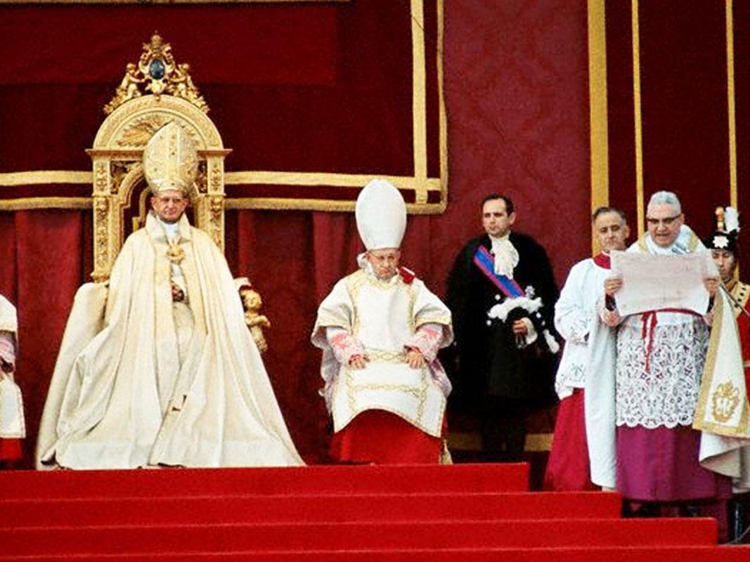 Papa Paolo VI - Elezione (5)