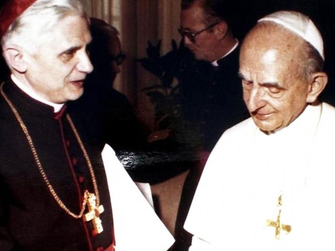 Papa Paolo VI - Immagini pontificato